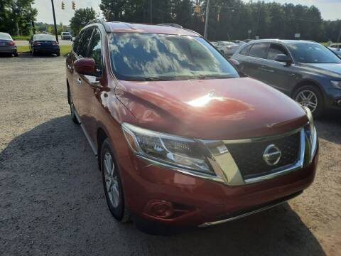 2014 Nissan Pathfinder for sale at IDEAL IMPORTS WEST in Rock Hill SC