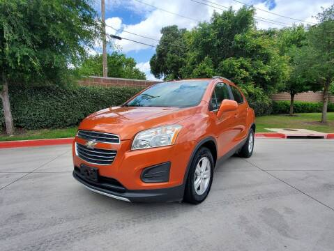 2016 Chevrolet Trax for sale at International Auto Sales in Garland TX