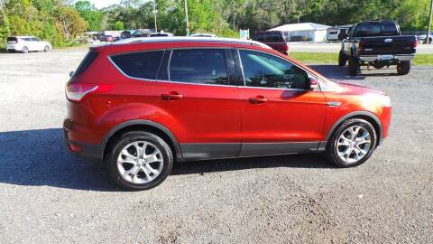 2015 Ford Escape for sale at action auto wholesale llc in Lillian AL