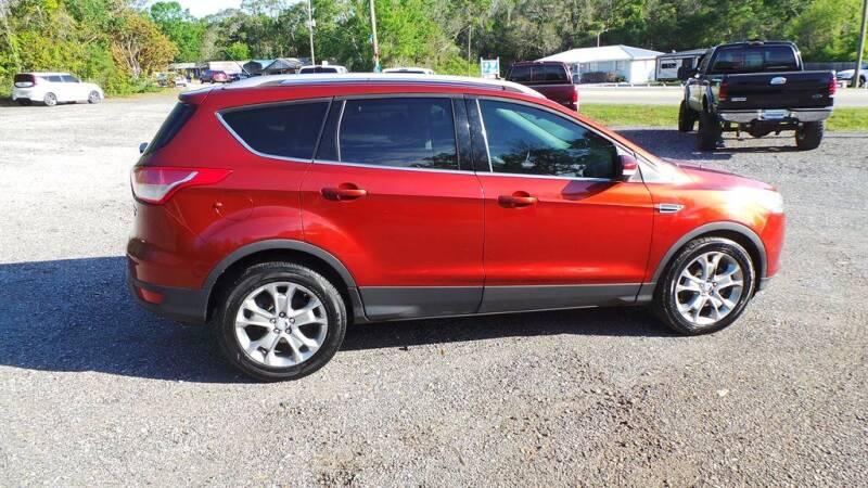 2015 Ford Escape for sale at action auto wholesale llc in Lillian AL
