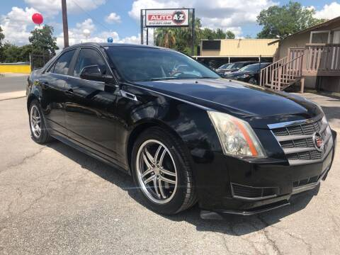 2011 Cadillac CTS for sale at Auto A to Z / General McMullen in San Antonio TX