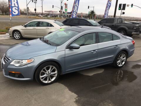 2010 Volkswagen CC for sale at CONTINENTAL AUTO EXCHANGE in Lemoore CA
