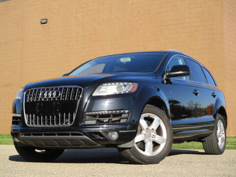 2012 Audi Q7 for sale at Autohaus in Royal Oak MI