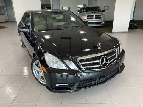 2011 Mercedes-Benz E-Class for sale at Auto Mall of Springfield in Springfield IL
