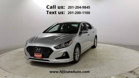 2018 Hyundai Sonata for sale at NJ State Auto Used Cars in Jersey City NJ
