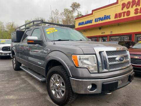 2012 Ford F-150 for sale at Popas Auto Sales in Detroit MI