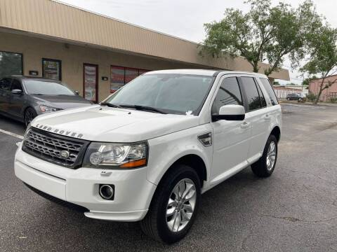 2014 Land Rover LR2 for sale at Top Garage Commercial LLC in Ocoee FL