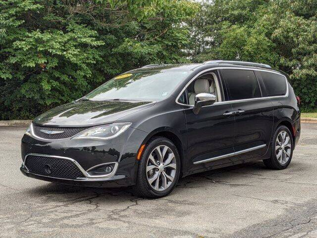 2018 Chrysler Pacifica for sale in Mooresville, NC
