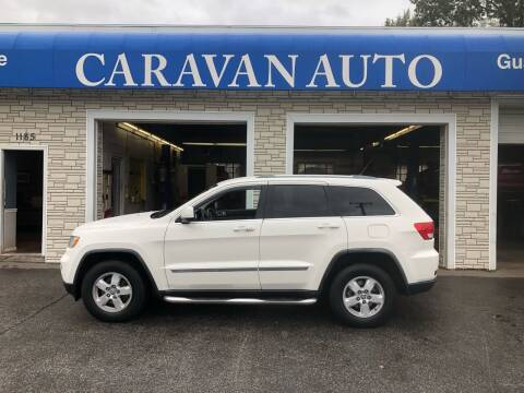 2012 Jeep Grand Cherokee for sale at Caravan Auto in Cranston RI