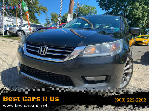 2014 Honda Accord for sale at Best Cars R Us in Plainfield NJ