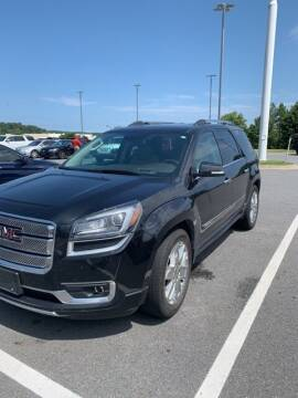 2014 GMC Acadia for sale at The Car Guy powered by Landers CDJR in Little Rock AR