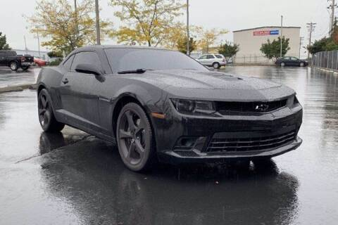 2014 Chevrolet Camaro for sale at Sunset Auto Wholesale in Tacoma WA