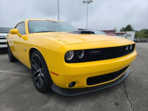 2017 Dodge Challenger for sale at Freedom Motors LLC in Knoxville TN