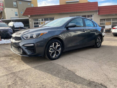 2020 Kia Forte for sale at ELITE MOTOR CARS OF MIAMI in Miami FL