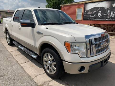 2009 Ford F-150 for sale at JAVY AUTO SALES in Houston TX