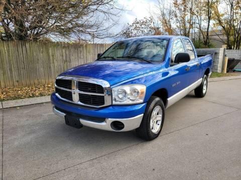 2007 Dodge Ram Pickup 1500 for sale at Harold Cummings Auto Sales in Henderson KY