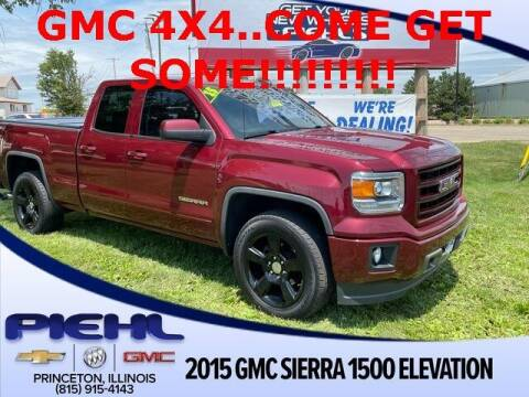 2015 GMC Sierra 1500 for sale at Piehl Motors - PIEHL Chevrolet Buick Cadillac in Princeton IL