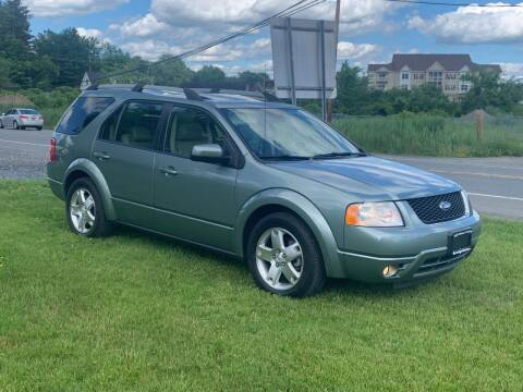 2007 Ford Freestyle for sale at Saratoga Motors in Gansevoort NY