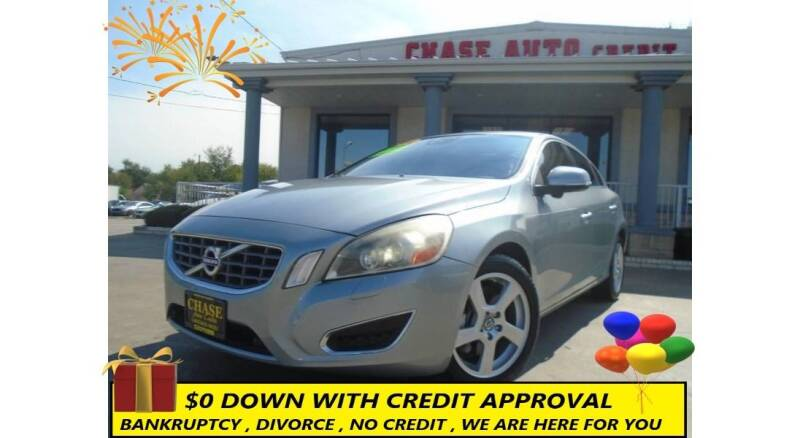2013 Volvo S60 for sale at Chase Auto Credit in Oklahoma City OK