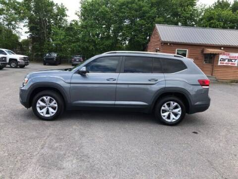 2018 Volkswagen Atlas for sale at Super Cars Direct in Kernersville NC