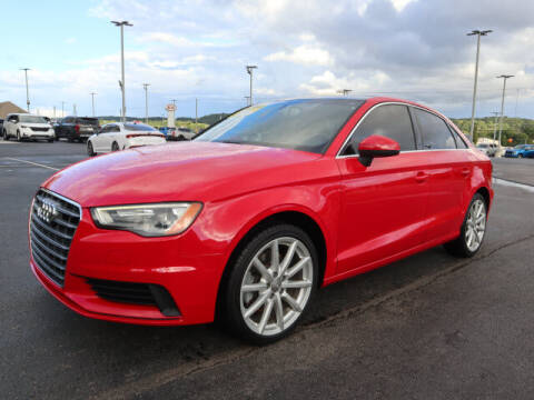 2015 Audi A3 for sale at RUSTY WALLACE KIA OF KNOXVILLE in Knoxville TN