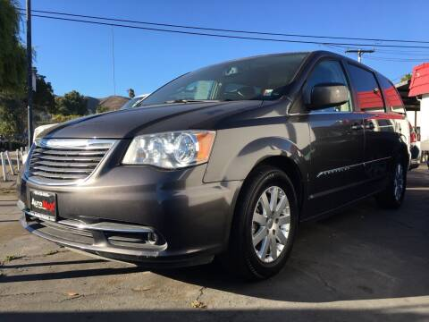 2015 Chrysler Town and Country for sale at Auto Max of Ventura in Ventura CA