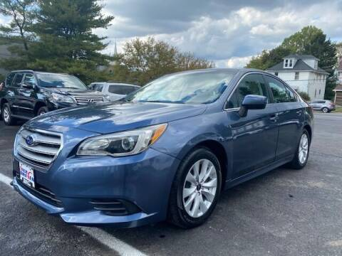 2017 Subaru Legacy for sale at 1NCE DRIVEN in Easton PA