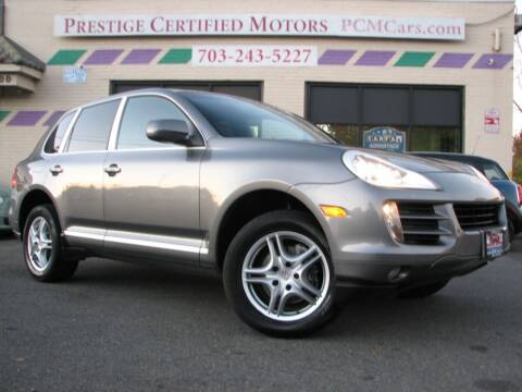 2010 Porsche Cayenne for sale at Prestige Certified Motors in Falls Church VA