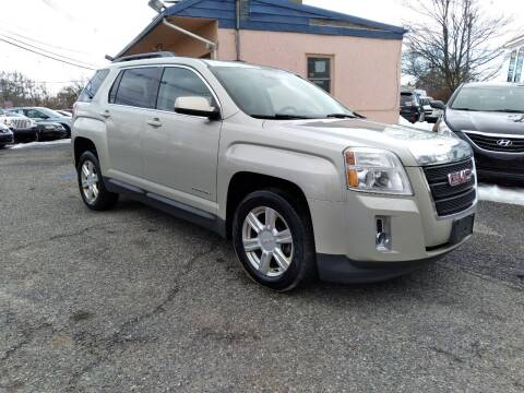 2014 GMC Terrain for sale at Jan Auto Sales LLC in Parsippany NJ