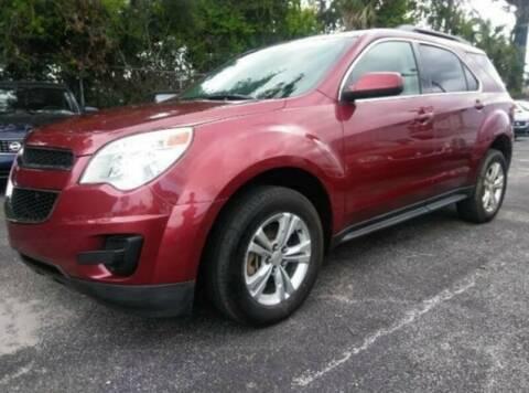 2012 Chevrolet Equinox for sale at JacksonvilleMotorMall.com in Jacksonville FL