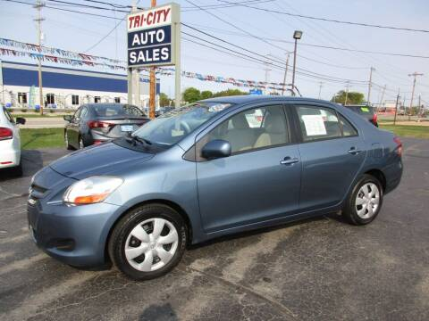 2008 Toyota Yaris for sale at TRI CITY AUTO SALES LLC in Menasha WI