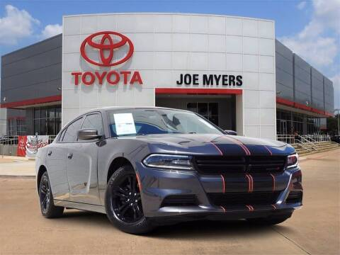 2019 Dodge Charger for sale at Joe Myers Toyota PreOwned in Houston TX