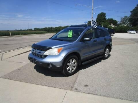 2007 Honda CR-V for sale at Dunlap Motors in Dunlap IL