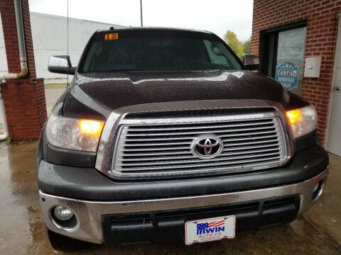 2012 Toyota Tundra for sale at Empire Auto Remarketing in Shawnee OK