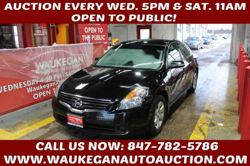 2009 Nissan Altima Hybrid for sale at Waukegan Auto Auction in Waukegan IL