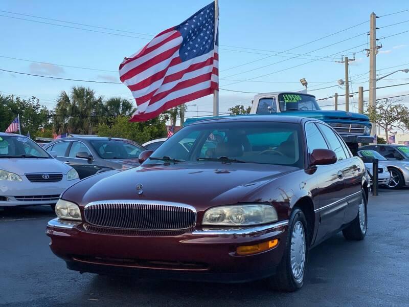 1999 Buick Park Avenue for sale at KD's Auto Sales in Pompano Beach FL