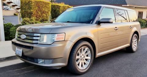 2012 Ford Flex for sale at Apollo Auto El Monte in El Monte CA