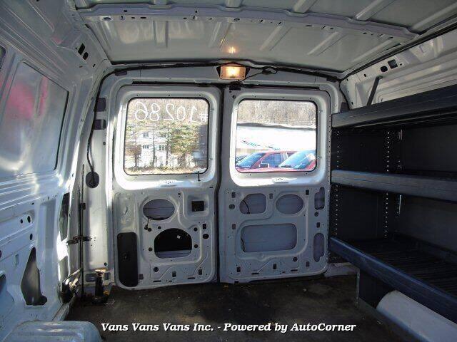 2008 Ford E-Series Cargo E-150 3dr Cargo Van - Blauvelt NY