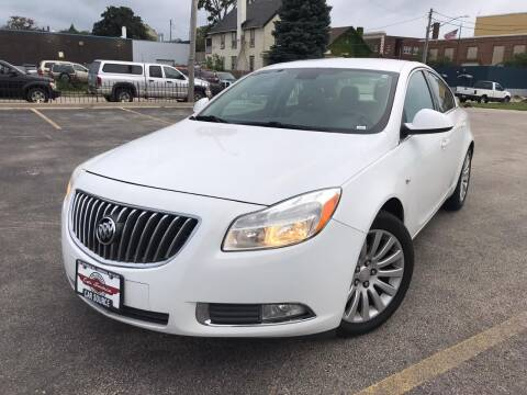 2011 Buick Regal for sale at Your Car Source in Kenosha WI