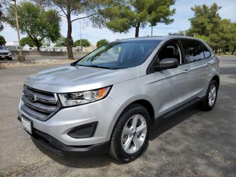 2016 Ford Edge for sale at Matador Motors in Sacramento CA