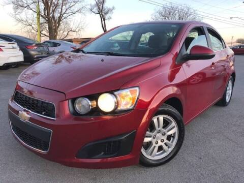 2014 Chevrolet Sonic for sale at International Cars Co in Murfreesboro TN