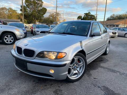 2004 BMW 3 Series for sale at CHECK  AUTO INC. in Tampa FL