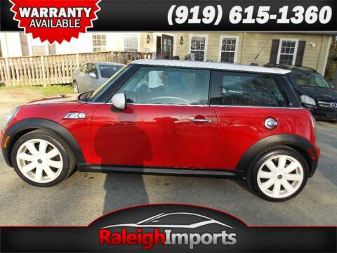 2010 MINI Cooper for sale at Raleigh Imports in Raleigh NC