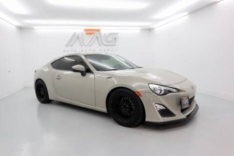 2016 Scion FR-S for sale at Alta Auto Group in Concord NC