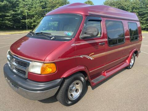 2000 Dodge Ram Van for sale at P&H Motors in Hatboro PA