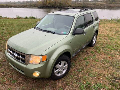2008 Ford Escape for sale at Ace's Auto Sales in Westville NJ