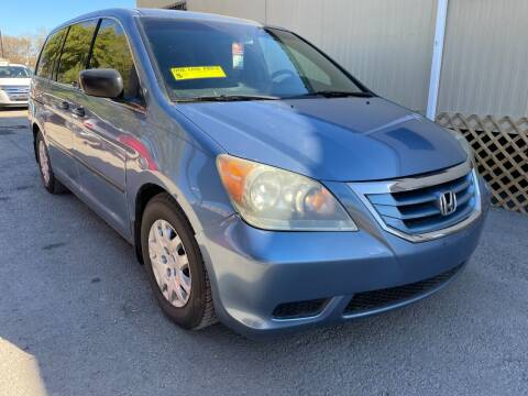 2010 Honda Odyssey for sale at Midtown Motor Company in San Antonio TX