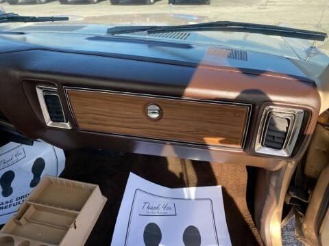 1984 Plymouth Gran Fury