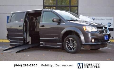 2017 Dodge Grand Caravan for sale at CO Fleet & Mobility in Denver CO