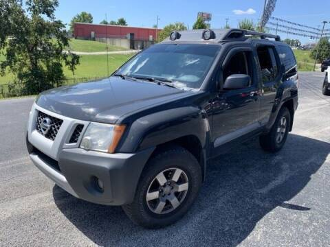 2012 Nissan Xterra for sale at Tim Short Auto Mall in Corbin KY